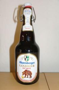 Ahornberger Landbier Dunkel