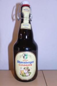 Ahornberger Landbier Hopfig