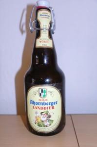 Ahornberger Landbier Würzig